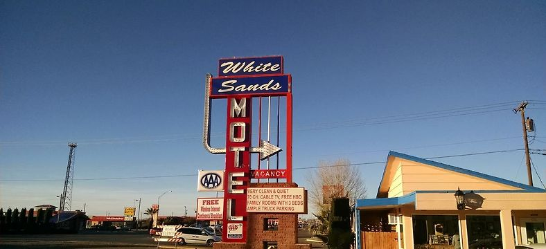 White Sands Motel Alamogordo, NM